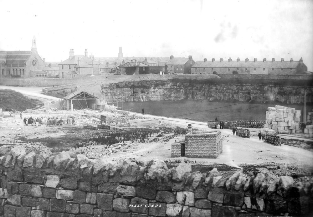 19th century Portland quarries and prisoners Cannasue