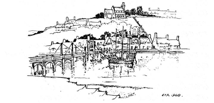 Erick Ricketts old town bridgebridge