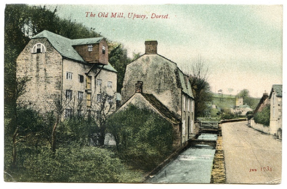old mill upwey