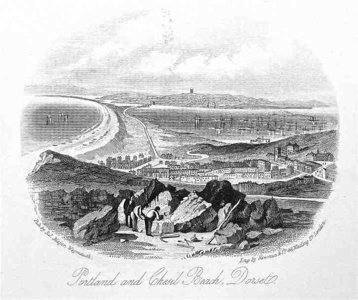 Portland quarrymen 19th century Cannasue