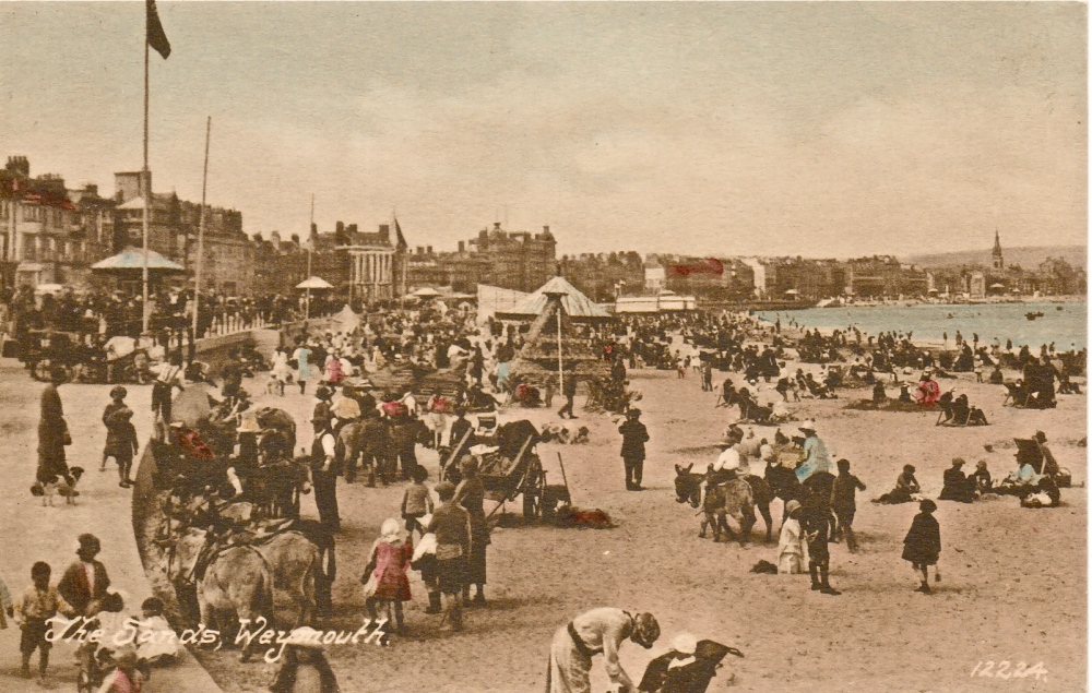 victorian beach