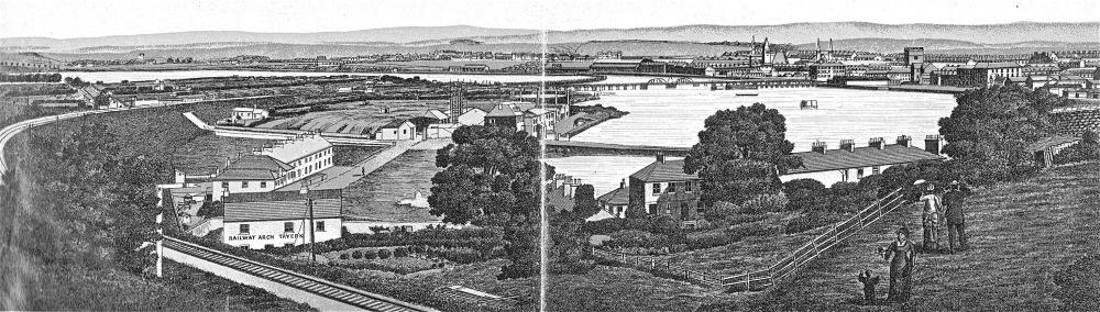 Weymouth backwater pre 1900