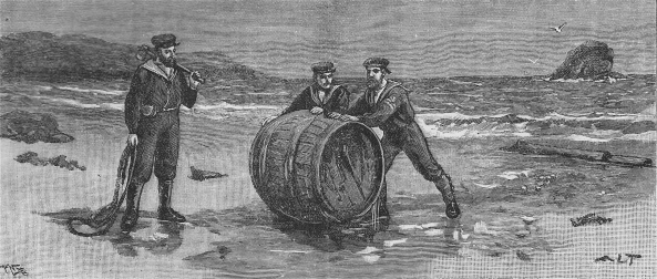 coastguards boys own paper 1890s