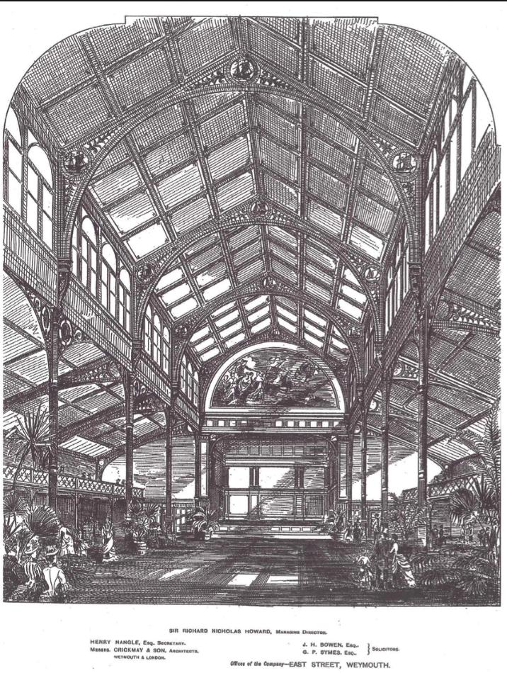 Royal Jubilee Hall Weymouth