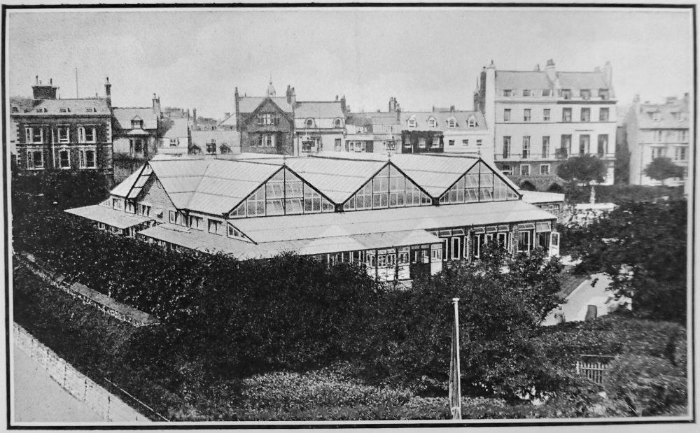 Alexandra gardens concert hall Weymouth