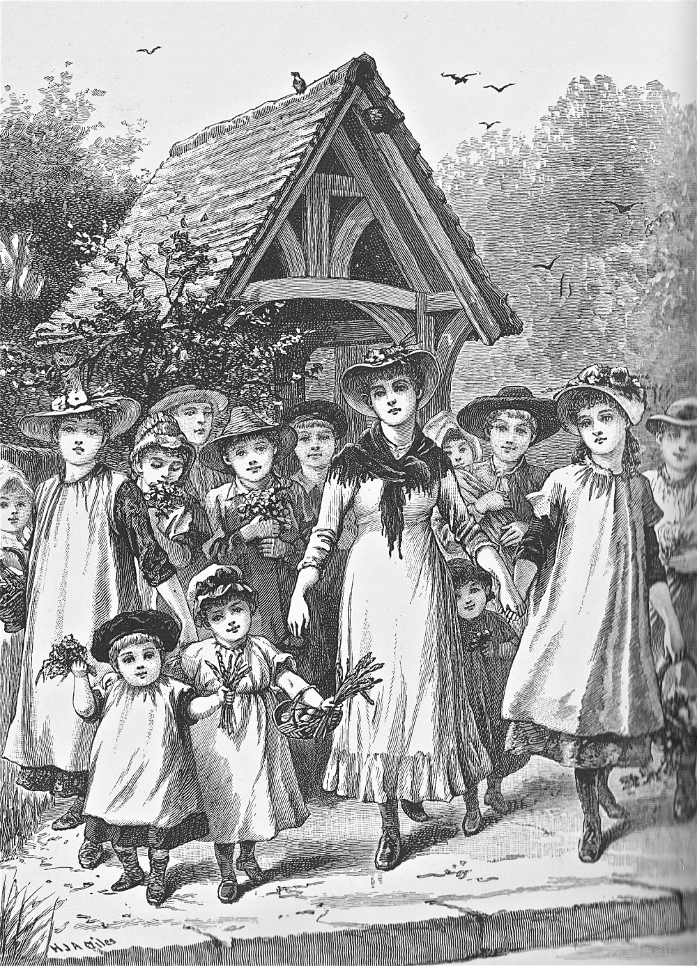 children church q 1887