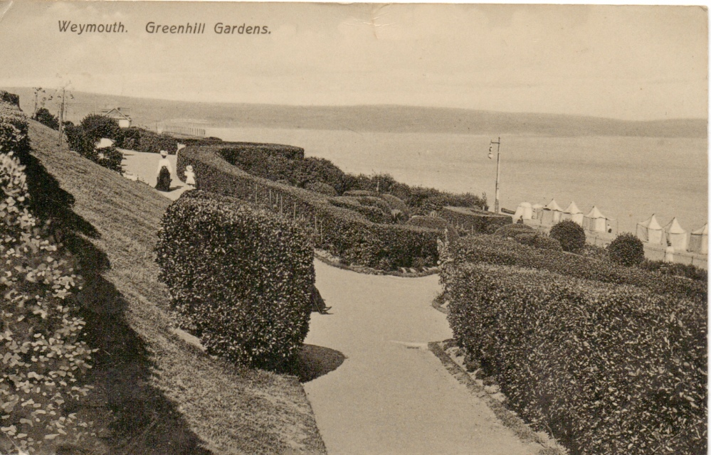greenhill gardens 1900s