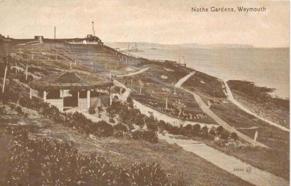 nothe gardens