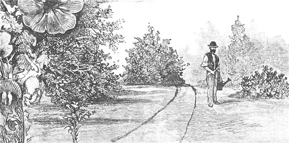 gardener watering can 1887