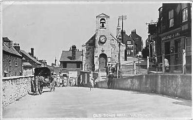 Old Town Hall Weymouth