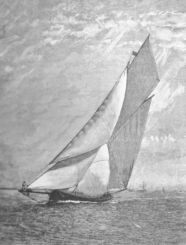 english racing yachts
