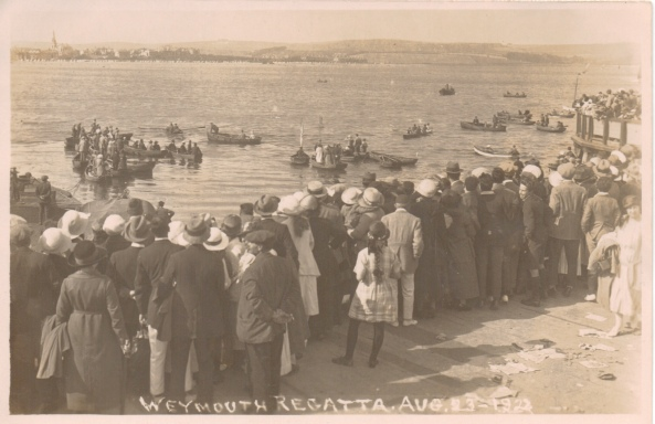 weymouth regatta 1923