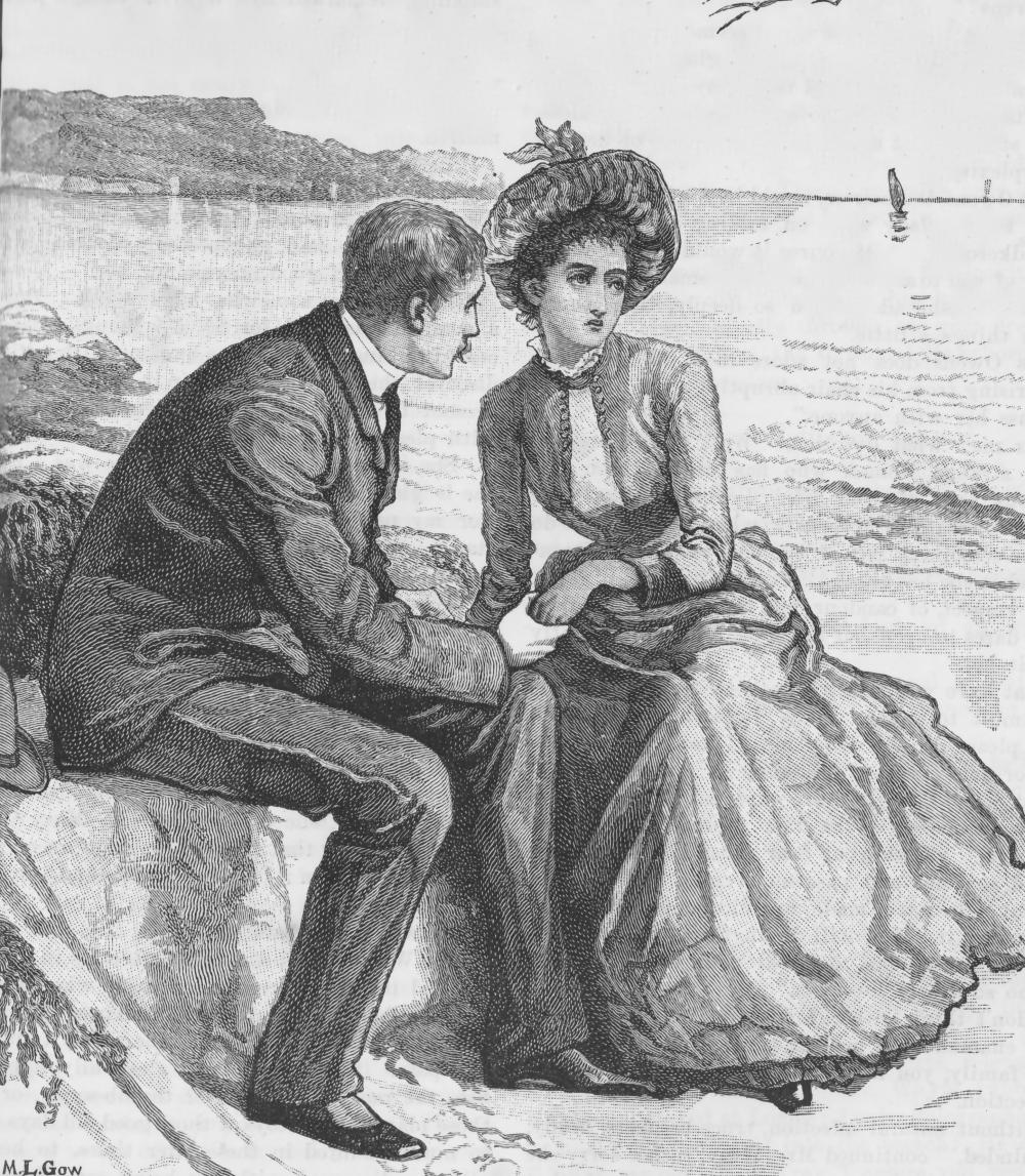 QUIVER 1888 MAN WOMAN BEACH