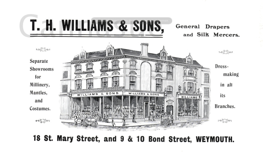 T H Williams & Son St Mary St