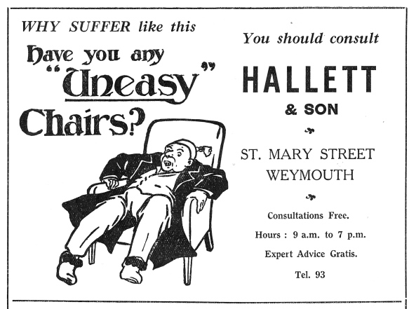 Hallett & Sons st mary st