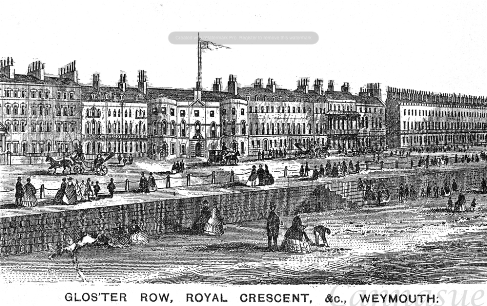 1869  battery  assault and burial on weymouth beach