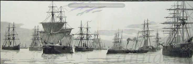 Channel fleet 1882