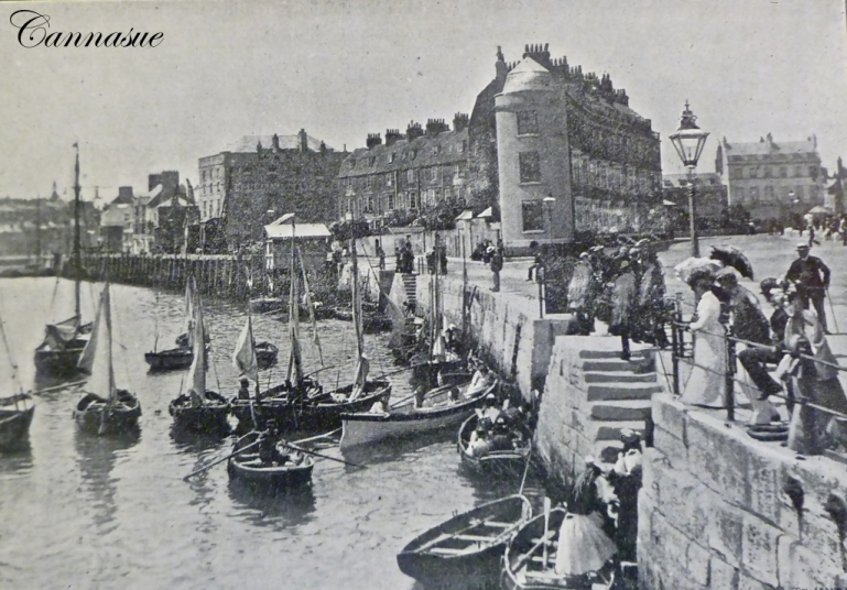 Ferrymen Weymouth harbour