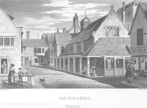 26636 Weymouth guild hall © DCC via CCO