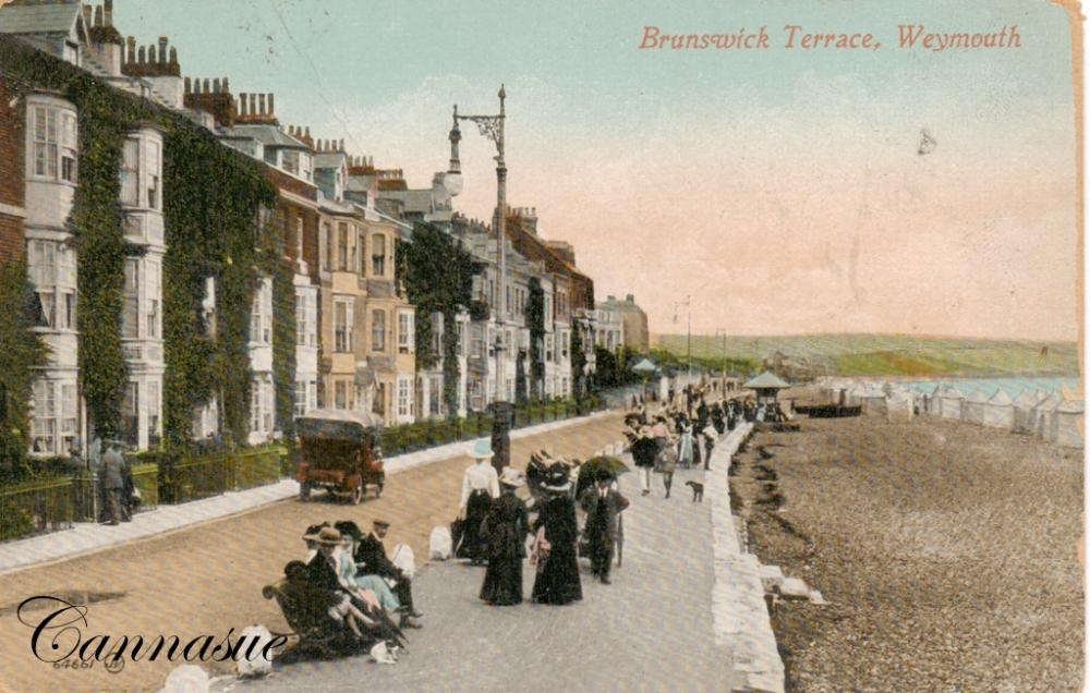 BRUNSWICK TERRACE 1910