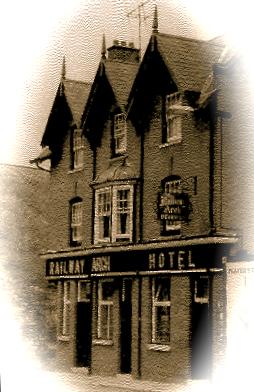 Railway arch hotel